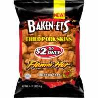 Baken-Ets Flamin' Hot Fried Pork Skins