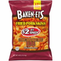Baken-Ets Sweet Southern Heat BBQ Fried Pork Skins