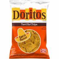 Doritos Taco Flavor Tortilla Chips