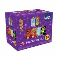 Frito-Lay Snack Time Mix Variety Pack - 28 ct