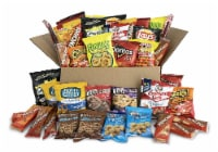 Ultimate Snack Care Package, Bundle of Chips, Cookies, Crackers & More, 40 Count Pack - 1 Box