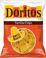 Doritos Taco Flavored Tortilla Chips
