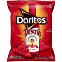 Doritos Tapatio Flavored Tortilla Chips Snacks