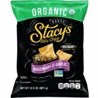 Stacy's Rosemary & Garlic Organic Pita Crisps Chips Snacks