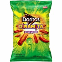 Doritos Dinamita Chili Limon Flavored Tortilla Chips
