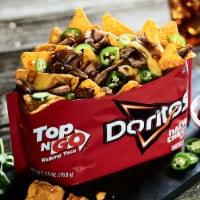 Doritos Top N Go Nacho Cheese Flavor Tortilla Chips, 2.5 Ounce -- 18 per case.
