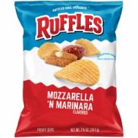 Ruffles Mozzarella 'N Marinara Flavored Potato Chips - 2.62 oz