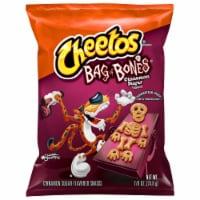 Cheetos® Bag of Bones® Cinnamon Sugar Puffed Snacks - 0.88 oz