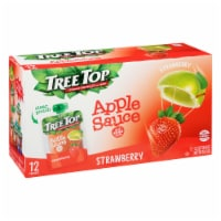 Tree Top Strawberry Apple Sauce Pouches