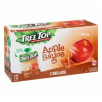 Tree Top Cinnamon Apple Sauce Pouches