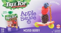 Tree Top Mixed Berry Applesauce Pouch