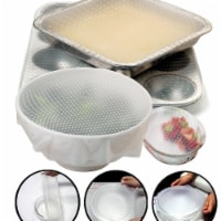Nordic Products Inc Sili-Stretch Bowl Covers