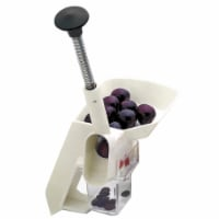 Norpro Deluxe Cherry Pitter - White