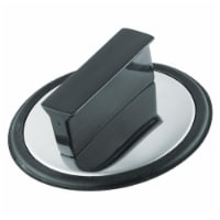 Waxman Consumer Products Group Disposal Stopper - Black
