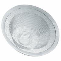 Waxman Spray Sensations Stainless Steel Mesh Drain Strainer - Silver