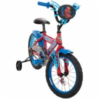 Huffy Spider-Man Bicycle - Blue/Red