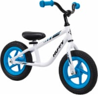 Huffy Lil Cruzer Balance Bicycle - White/Blue