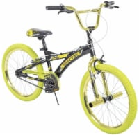 Huffy Spectre BMX-Style Boys' Bicycle - Black/Yellow