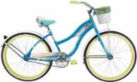 Huffy In-Line Panama Jack Ladies' Bicycle - Ultra Blue