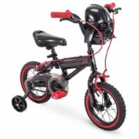 Huffy 72188 Star Wars Darth Vader 12 Inch Toddler Bike with Training Wheels