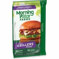 MorningStar Farms Frozen Veggie Burgers Grillers Prime