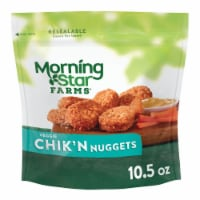 MorningStar Farms Frozen Veggie Chik'n Nuggets Original