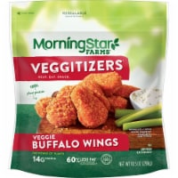 MorningStar Farms Frozen Veggie Wings Buffalo