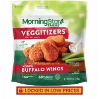 MorningStar Farms Veggitizers Plant-Protein Buffalo Meatless Chicken Wings - 10.5 oz