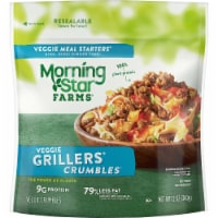 Morningstar Farms Meal Starters Veggie Grillers Crumbles