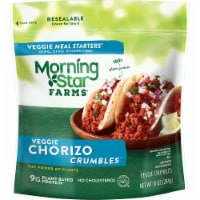 MorningStar Farms Frozen Veggie Meal Starters Chorizo Crumbles
