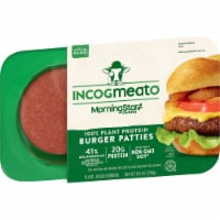 Morningstar Farms Incogmeato 100% Plant Protein Burger Patties
