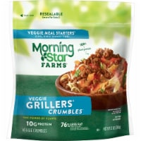 Morningstar Farms Veggie Grillers Crumbles