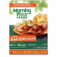 MorningStar Farms Frozen Veggie Bacon Strips Original