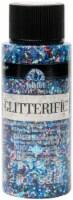 Plaid® FolkArt Glitterific Blue Moon Acrylic Paint - 2 fl oz