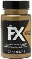 FX Armour Metallic Paint 3oz-Gold Coin - 1
