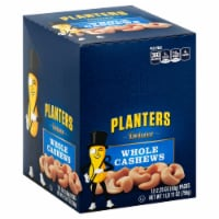 Planters Deluxe Cashew Nut, 2.25 Ounce -- 72 per case. - 6-12-2.25 OUNCE