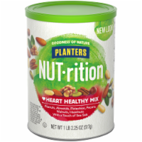 Planters NUT-rition Healthy Heart Mix - 18.25 oz