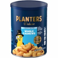 Planters Deluxe Lightly Salted Whole Cashews - 18.25 oz
