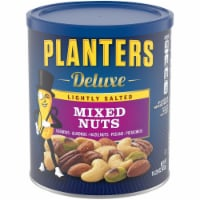 Planters Deluxe Lightly Salted Mixed Nuts