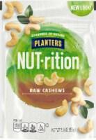 Planters NUT-rition Raw Cashews