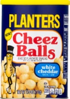 Planters White Cheddar Cheez Balls Cheese Flavored Snacks