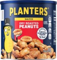 Planters Dry Roasted Peanuts - 52 oz