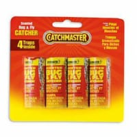 Catchmaster Fly Trap,25 In. L,1-1/2 In. W,PK4  9144M4