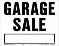 Hy-Ko Garage Sale Sign - 1 ct