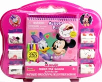 Disney Junior Minnie Mouse Finish the Scene Activity Set