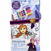 Disney Frozen 2 Color N' Style Purse Activity - 1 ct