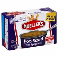 Mueller's Pot-Sized Thin Spaghetti