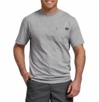 Dickies Men's Heavyweight Short Sleeve T-Shirt - Heather Gray