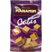 Manamim Chocolate Flavored Cream Wafer Cubes - 7.05 oz