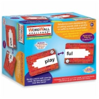 WordWall Challenge™ Card Game, Prefixes & Suffixes, 3-1/2  x 2-1/2 , 300 Cards - 1